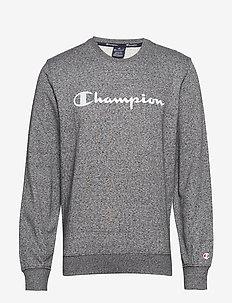 Crewneck Sweatshirt - svetarit - gray melange dark