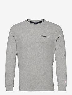 Long Sleeve T-Shirt - hauts à manches longues - gray melange light