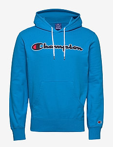 Hooded Sweatshirt - hupparit - blue aster