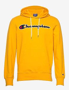 Hooded Sweatshirt - kapuzenpullover - spectra yellow