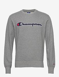 Crewneck Sweatshirt - truien - graphite grey melange jasp