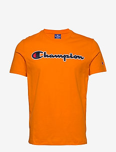 Crewneck T-Shirt - sportoberteile - exuberance