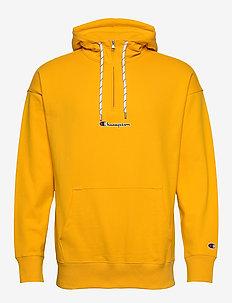 Half Zip Hooded Sweatshirt - kapuzenpullover - spectra yellow