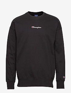 Crewneck Sweatshirt - sweatshirts - black beauty