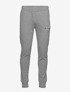 Rib Cuff Pants - hosen - graphite grey melange jasp