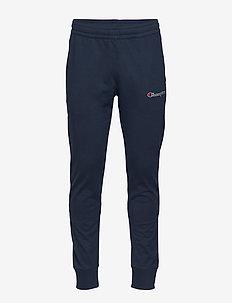 Rib Cuff Pants - hosen - navy blazer
