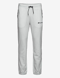 Elastic Cuff Pants - pantalons - white