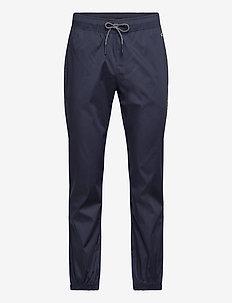 Elastic Cuff Pants - pantalons - total eclipse