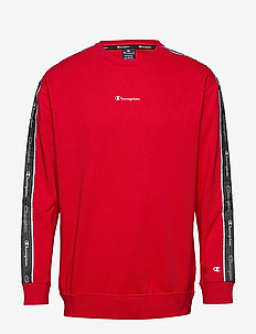 Crewneck Sweatshirt - HIGH RISK RED