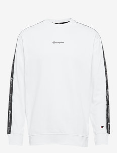 Crewneck Sweatshirt - basic-sweatshirts - white