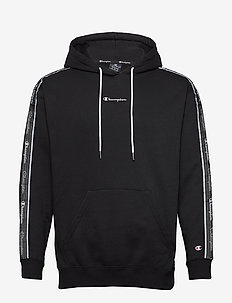 Hooded Sweatshirt - basic-sweatshirts - black beauty