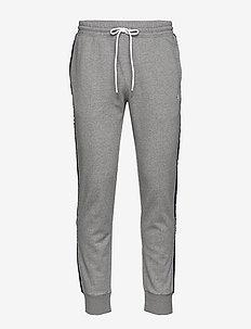 Rib Cuff Pants - treenihousut - graphite grey melange jasp