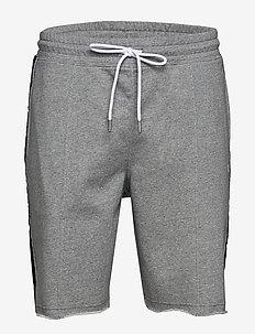 Shorts - casual shorts - graphite grey melange jasp