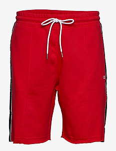 Shorts - casual shorts - high risk red