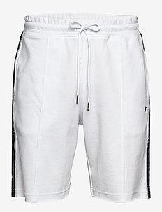 Shorts - casual shorts - white