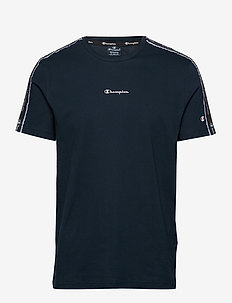 Crewneck T-Shirt - sporttoppar - sky captain
