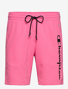 Shorts - casual shorts - knochout pink fluo