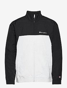 Full Zip Sweatshirt - trainingsjacken - black beauty