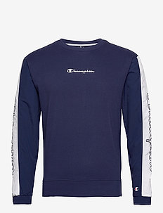 Crewneck Sweatshirt - perus-college-paitoja - medieval blue