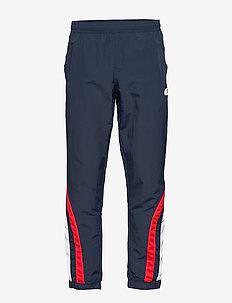 Elastic Cuff Pants - navy blazer