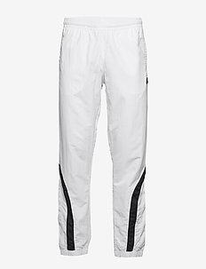 Elastic Cuff Pants - hosen - white