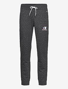 Rib Cuff Pants - treenihousut - grigio - e / melange tinto filo - m / scuro