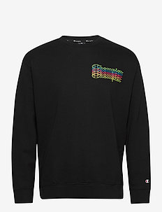 Crewneck Sweatshirt - perus-college-paitoja - black beauty