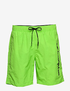 Beachshort - badehosen - green flash