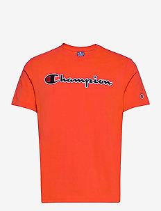 Crewneck T-Shirt - tops - grenadine