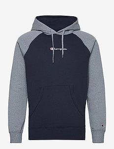Hooded Sweatshirt - kapuzenpullover - navy blazer