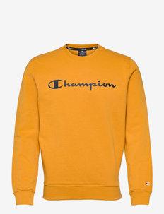 Crewneck Sweatshirt - yläosat - autumn blaze