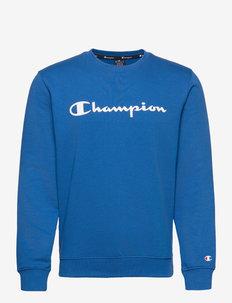 Crewneck Sweatshirt - tops - baleine blue