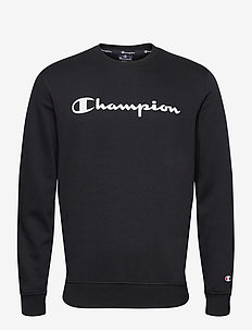 Crewneck Sweatshirt - góry - black beauty