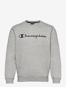 Crewneck Sweatshirt - overdele - new oxford grey melange
