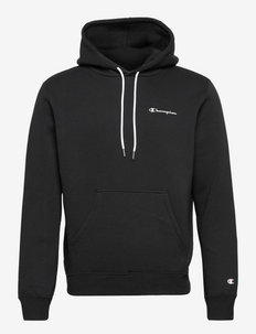 Hooded Sweatshirt - perus-college-paitoja - black beauty