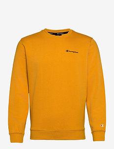 Crewneck Sweatshirt - basic sweatshirts - autumn blaze