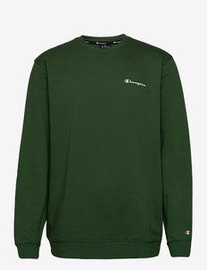 Crewneck Sweatshirt - basic sweatshirts - greener pastures