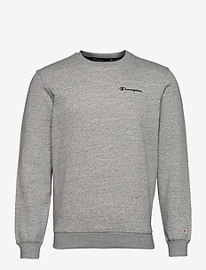Crewneck Sweatshirt - basic-sweatshirts - new oxford grey melange