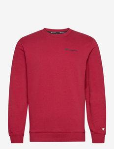 Crewneck Sweatshirt - basic-sweatshirts - rio red