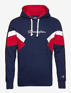 Hooded Sweatshirt - pulls a capuche - medieval blue