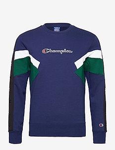 Crewneck Sweatshirt - yläosat - medieval blue