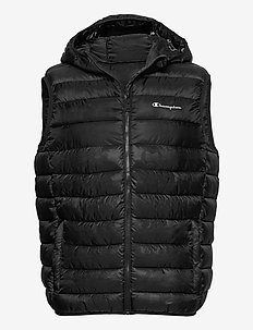 Vest - insulated jackets - black beauty  al (nbk)