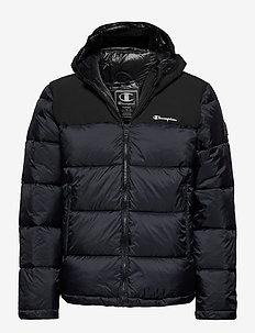 Hooded Jacket - athleisurejacken - sky captain