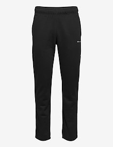 Straight Hem Pants - trainingsbroek - black beauty
