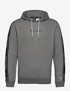 Hooded Sweatshirt - basic sweatshirts - new dark graphite
