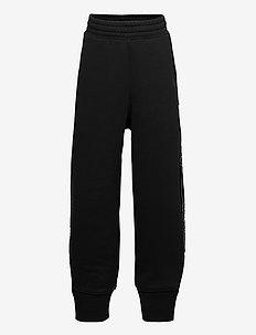 Cuffed Pants - hosen - black beauty