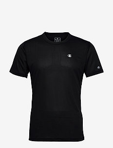 Crewneck T-Shirt - t-shirts - black beauty
