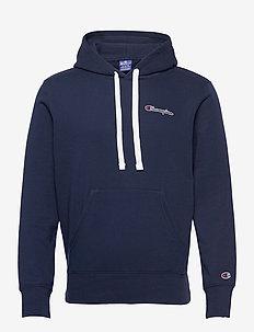 Hooded Sweatshirt - sweats basiques - navy blazer