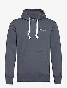 Hooded Sweatshirt - sweats basiques - ombre blue