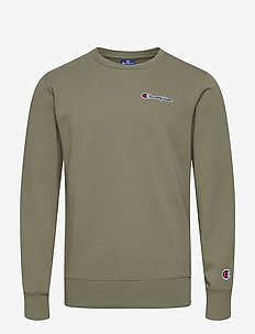 Crewneck Sweatshirt - sweats basiques - deep lichen